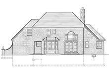 Traditional Exterior - Rear Elevation Plan #46-327