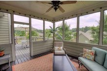 House Plan Design - Screened Porch