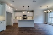 Country Style House Plan - 4 Beds 2 Baths 2053 Sq/Ft Plan #430-173 Interior - Kitchen