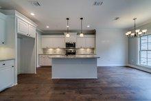 Country Interior - Kitchen Plan #430-173