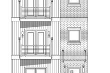 Contemporary Exterior - Front Elevation Plan #932-243
