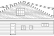 Craftsman Style House Plan - 3 Beds 2.5 Baths 2051 Sq/Ft Plan #124-890 Exterior - Other Elevation