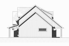 Farmhouse Exterior - Other Elevation Plan #901-132