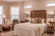 European Style House Plan - 3 Beds 2 Baths 2024 Sq/Ft Plan #430-168 Interior - Master Bedroom