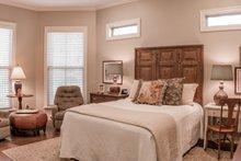 European Interior - Master Bedroom Plan #430-168