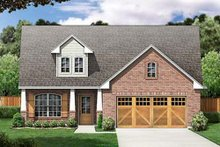Craftsman Exterior - Front Elevation Plan #84-264