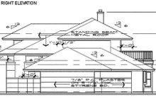 Home Plan - Prairie Exterior - Other Elevation Plan #120-109