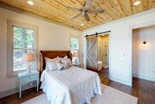 Dream House Plan - Traditional Interior - Master Bedroom Plan #63-412
