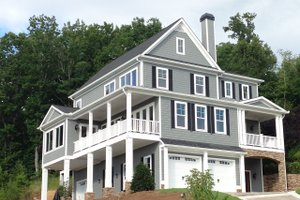 Three Story Home Plans | 3 Story Homes and House Plans