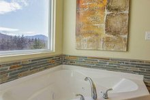 Home Plan - Master Bath - 1400 square foot cottage