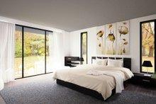 Ranch Interior - Master Bedroom Plan #1075-1