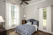 Ranch Style House Plan - 4 Beds 4 Baths 3045 Sq/Ft Plan #929-1007 Interior - Bedroom