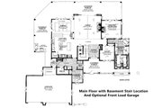 Country Style House Plan - 4 Beds 4.5 Baths 3141 Sq/Ft Plan #942-56 Floor Plan - Other Floor Plan