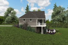 Craftsman Exterior - Other Elevation Plan #48-970