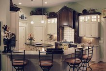 Architectural House Design - Craftsman Photo Plan #46-114