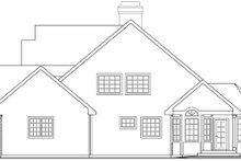 Farmhouse Exterior - Other Elevation Plan #124-419