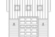Dream House Plan - Contemporary Exterior - Front Elevation Plan #932-251