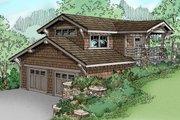 Craftsman Style House Plan - 0 Beds 1 Baths 575 Sq/Ft Plan #124-650