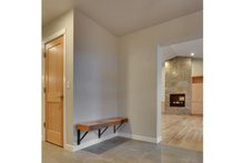 Dream House Plan - Ranch Interior - Entry Plan #124-983