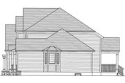 Country Style House Plan - 4 Beds 2.5 Baths 2601 Sq/Ft Plan #46-793 Exterior - Other Elevation