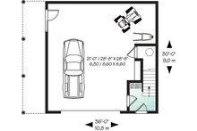 Country Floor Plan - Main Floor Plan Plan #23-623