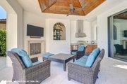 Mediterranean Style House Plan - 3 Beds 3.5 Baths 3700 Sq/Ft Plan #930-511 Exterior - Outdoor Living