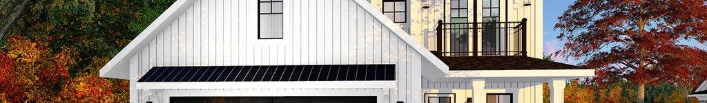 Narrow Lot House Plans, Floor Plans & Designs