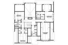 Farmhouse Floor Plan - Upper Floor Plan Plan #928-310
