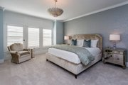 Ranch Style House Plan - 3 Beds 2 Baths 2784 Sq/Ft Plan #70-1467 Interior - Master Bedroom