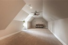 House Plan Design - Bonus Room