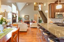 Traditional Interior - Family Room Plan #124-921