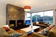 Modern Style House Plan - 4 Beds 3.5 Baths 3209 Sq/Ft Plan #496-14