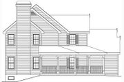 Country Style House Plan - 3 Beds 3.5 Baths 2182 Sq/Ft Plan #57-132 Photo
