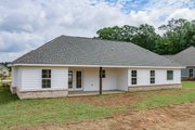 Country Style House Plan - 3 Beds 2 Baths 1459 Sq/Ft Plan #430-262