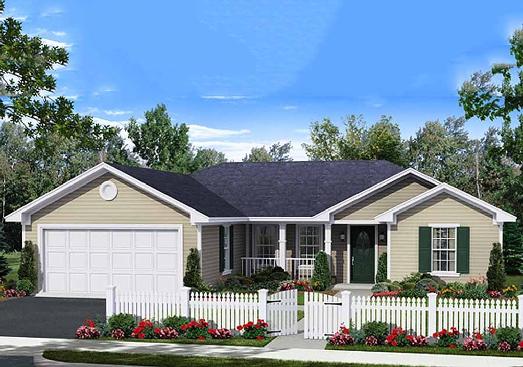 Ranch Style House Plan - 3 Beds 2 Baths 1200 Sq/Ft Plan #21 ... on ranch style home elevations, ranch house elevation drawings, french country corner lot house plans, condominium elevation plans, ranch home design plans, ranch house plan 97370, church elevation plans, ranch exterior plans, rancher house plans, cabin elevation plans, hall elevation plans, ranch house site plan, one story duplex house plans, ranch house curb appeal ideas front porch, home elevation plans, u house plans, ranch home porch gable entry, ranch house floor, ranch mansion plans,