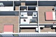 Farmhouse Style House Plan - 4 Beds 2 Baths 2096 Sq/Ft Plan #44-249