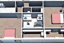 House Plan Design - Farmhouse Interior - Master Bedroom Plan #44-249