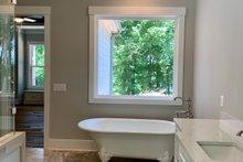 Country Interior - Master Bathroom Plan #437-120