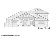 Dream House Plan - Country Exterior - Other Elevation Plan #930-474