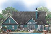 Farmhouse Style House Plan - 4 Beds 2.5 Baths 2482 Sq/Ft Plan #929-553 Exterior - Rear Elevation