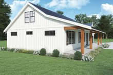 Home Plan - Farmhouse Exterior - Other Elevation Plan #1070-140