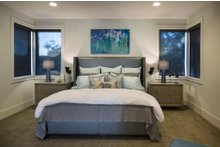 Dream House Plan - Contemporary Interior - Master Bedroom Plan #48-651