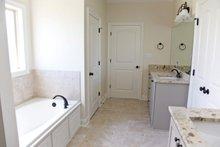 Southern Interior - Master Bathroom Plan #430-183