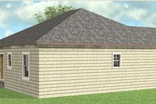 Home Plan - Cottage Exterior - Other Elevation Plan #44-178