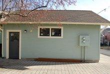 House Plan Design - Craftsman Exterior - Other Elevation Plan #895-95