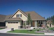 Craftsman Style House Plan - 3 Beds 2 Baths 1975 Sq/Ft Plan #48-125