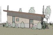 Bungalow Style House Plan - 1 Beds 1 Baths 362 Sq/Ft Plan #910-4 Photo