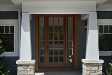 Architectural House Design - Entry