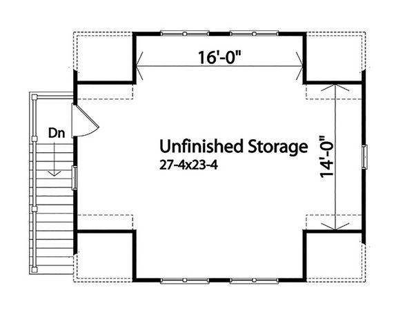 House Plan Design - Country Floor Plan - Other Floor Plan #22-602