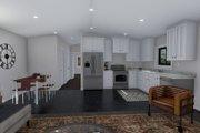 Farmhouse Style House Plan - 1 Beds 2 Baths 880 Sq/Ft Plan #1060-82 Interior - Kitchen